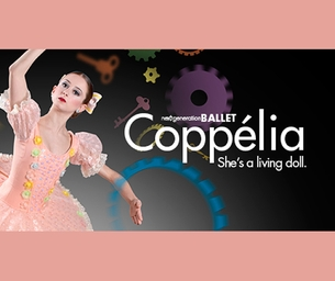 WIN 4 TIX: Next Generation Ballet's Coppelia