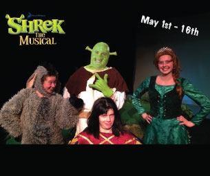 Giveaway ~ Win Tickets to Shrek the Musical @ The Venue Theatre