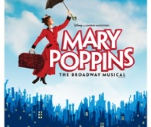 Mary Poppins - Ticket Giveaway!!