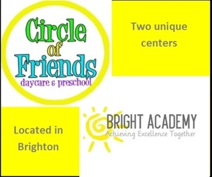 Circle of Friends and Bright Academy Summer Camp Program