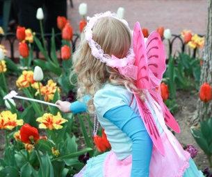 Tulip Fairy and Elf Festival