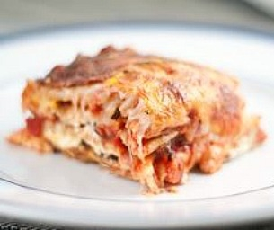 5-Ingredient Veggie Lasagna Your Kids Will Love