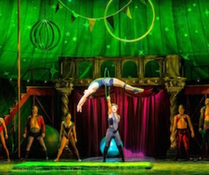 GIVEAWAY: Enter to Win 2 Tickets to PIPPIN May 5 at The Fox