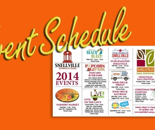 Upcoming Events in Snellville (published 4/17/15)
