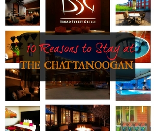 Find Comfort and Relaxation at The Chattanoogan Hotel!