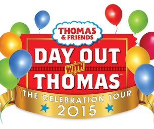 Day Out with Thomas™: The Celebration Tour 2015.