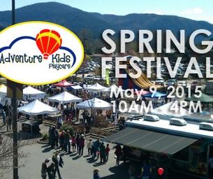 6th Annual Adventure Kids Spring Festival