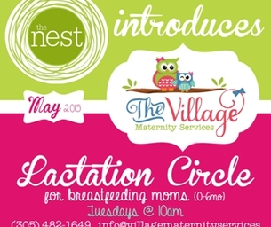 Weekly Lactation Support Circle at the Nest Emotional Wellness Center