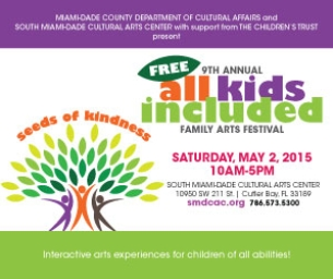 9th Annual All Kids Included: Seeds of Kindness