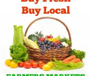 Local Farmers Markets!