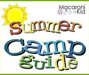 2015 Summer Camp Options