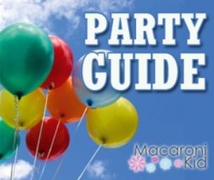 Local Birthday Party Venues