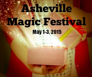 Asheville Magic Festival - Ticket Giveaway!