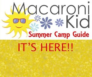 2015 Beaver Valley Mac Kid Summer Camp Guide!