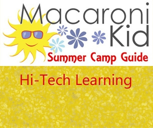 Hi-Tech Learning: Camps and Programs For Kids