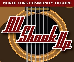 """Auditions for the Youth on Stage Production of """"All Shook Up"""""""