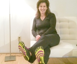 Happy Spring to my Toes with Vibram Five Fingers