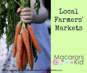 Local Farmers' Markets