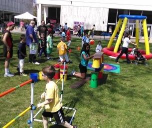 Outdoor Family Fun at Closter Spring Fling May 3