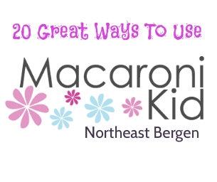 Twenty Great Ways To Use Macaroni Kid