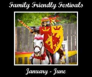 Family-Friendly Festivals Throughout Colorado: Jan-Jun
