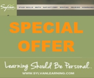 A special offer from Sylvan Learning Center of Glendora