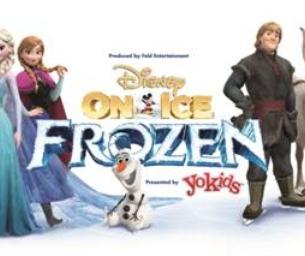 Disney On Ice presents Frozen! Coming December 2015!