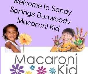 Welcome to Sandy Springs Dunwoody Macaroni Kid