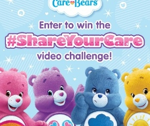 The Care Bears Are Asking You to #ShareYourCare