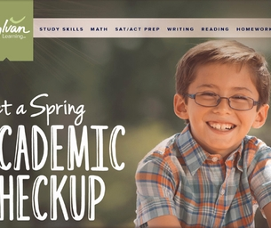 Get a Spring Academic Check Up @ Sylvan Learning!