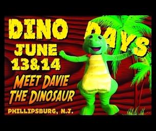 Event: Dino Days Steam Train Adventure