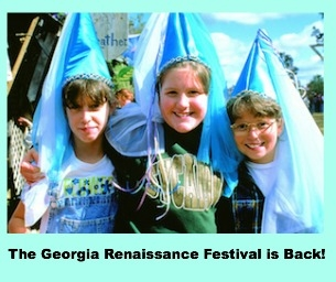 Georgia Renaissance Festival is celebrating 30 years!