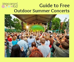 Guide to Free Outdoor Summer Concerts
