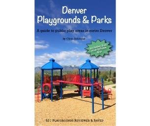 ENTER to WIN a copy of Denver Playgrounds & Parks