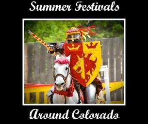 2015 Summer Festival Schedule for Colorado