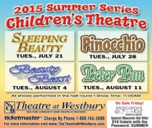 NYCB Westbury Summer Series - Special Discount for You!