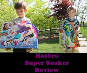 Review: Hasbro Nerf Rebelle Supere Soaker Tri Threat Crossbow