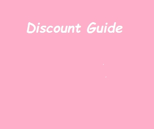 Guide: Discount Guide
