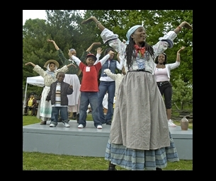 Event: Philipsburg Manor welcomes visitors to 'Discover Pinkster!'