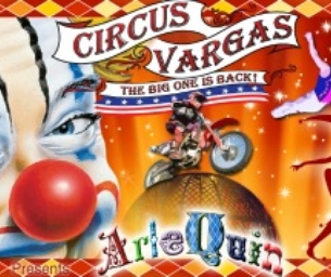 WIN 4 TICKETS TO CIRCUS VARGAS IN ARCADIA!