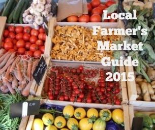 FARMER'S MARKET DAYS 2015
