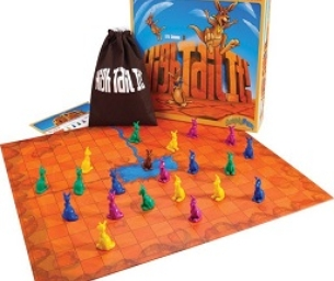 Review: SimplyFun High Tail It Game