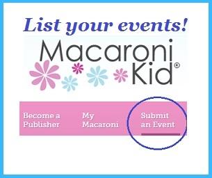 How Do I Add An Event to the Macaroni Kid Event Calendar?