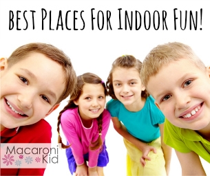 Best Places for Indoor Fun