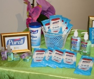 Wipe Out Germs, Not Creativity, with Purell: A Macaroni Kid Review