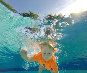 Powers Swimming