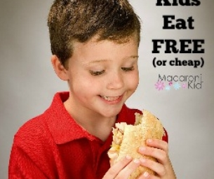 Kid's Eat Free in Carver County