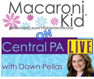 Macaroni Kid on WTAJ Central Pa Live!