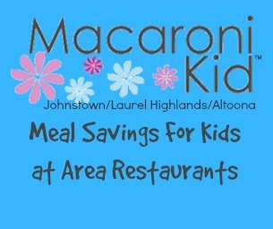 Meal Savings For Kids at Area Restaurants