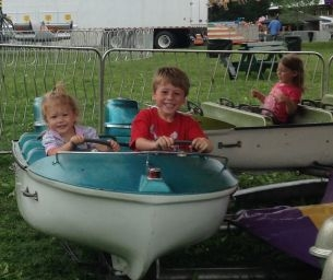 Kentucky and Indiana County Fairs